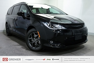 2018 Chrysler Pacifica Touring+L+S Package+DVD Touring+L+S Package+DVD Mini-Fourgonnette
