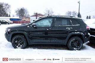 2020 Jeep Cherokee Trailhawk+V6+4X4+DÉMO Trailhawk+V6+4X4+DÉMO VUS
