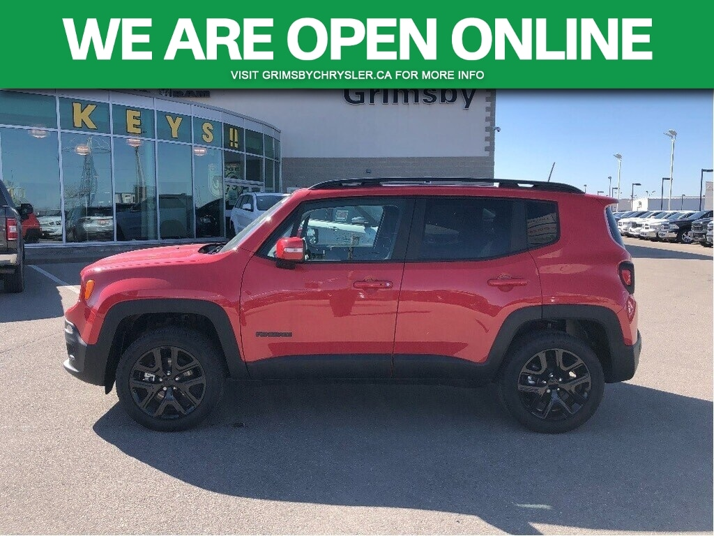 2018 Jeep Renegade North 4x4 ROOF REMOTE START SUV