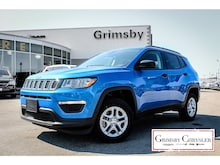 2018 Jeep Compass Sport   4X4   Heated Seats   Remote Start SUV