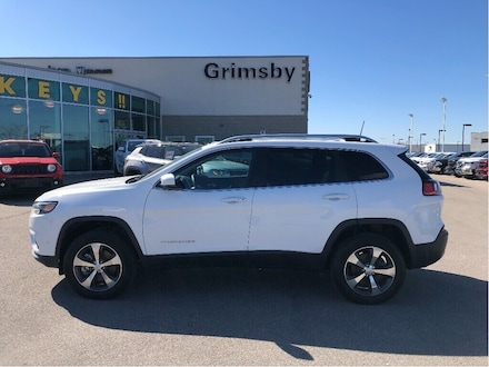 2019 Jeep Cherokee Limited   HEATED/VENTED LEATHER   TOW TECH GROUP SUV