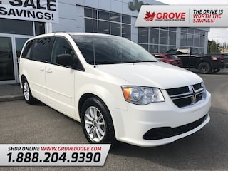 2013 Dodge Grand Caravan SXT| Cloth| DVD| FWD| AUX Wagon