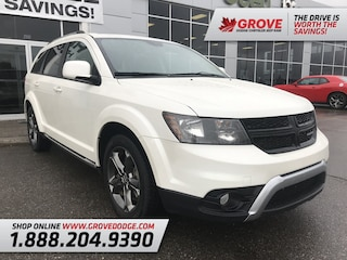 2015 Dodge Journey Crossroad| AWD| Leather| Sunroof AWD  Crossroad