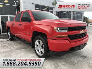 2018 Chevrolet Silverado 1500 Low KM| 4X4| Seats 6| Bluetooth