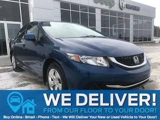 2013 Honda Civic LX| CD Player| Heated Seats Auto LX