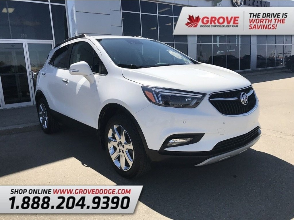 2017 Buick Encore Premium  AWD  Low KM  Leather  Sunroof SUV