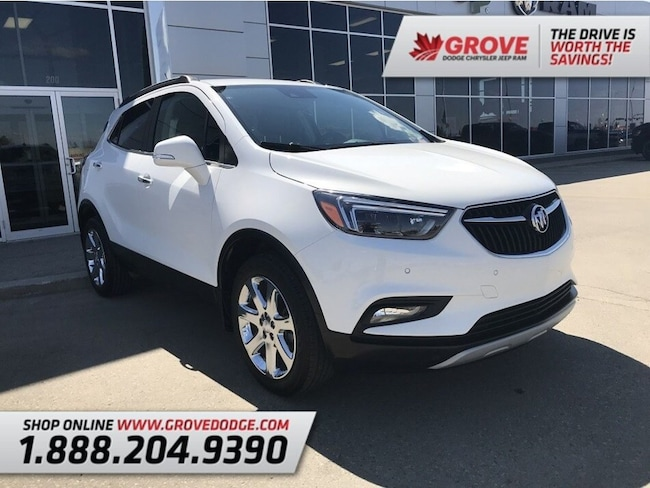 2017 Buick Encore Premium  AWD  Low KM  Leather  Sunroof