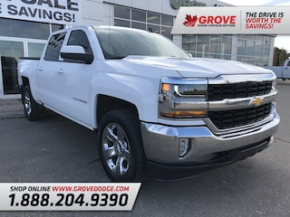 2017 Chevrolet Silverado 1500 LT| 4X4| Cloth| Remote Start| AUX 4WD Crew Cab 143.5 LT w/1LT