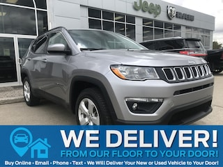 2018 Jeep Compass North| 4X4| Remote Start| Leather/Cloth North 4x4