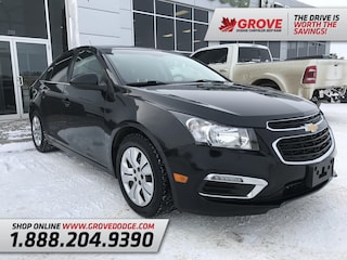 2015 Chevrolet Cruze LT| Awesome Price| Remote Start| CD Player Sedan