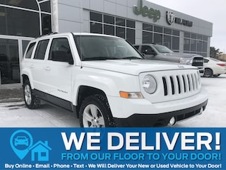 2013 Jeep Patriot Limited| Low KM| 4X4| Sunroof| Leather| Remote Sta 4WD  Limited