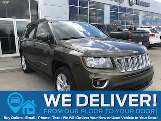 2016 Jeep Compass High Altitude| 4X4| Leather| Sunroof| Remote Start 4WD  High Altitude
