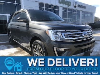 2019 Ford Expedition Limited| 4X4| Low KM| Sunroof| Remote Start| Leath Limited 4x4
