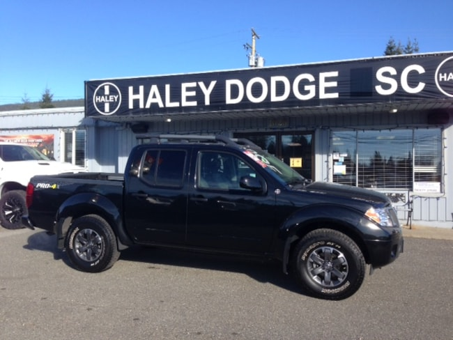 2019 Nissan Frontier PRO-4X--LEATHER--LOADED--NICE TRUCK! Truck Crew Cab