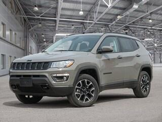 2021 Jeep Compass Upland 4x4 Sport Utility