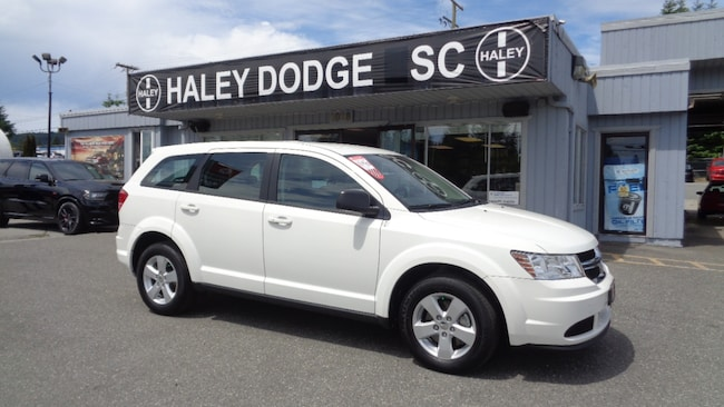 2017 Dodge Journey ONE OWNER -- LOCAL -- LOW LOW KMS  SUV