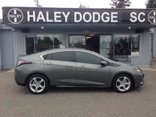 2017 Chevrolet VOLT ELECTRIC LEATHER -- RANGE EXTENDER -- GREAT CARS! Hatchback