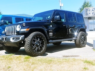 2019 Jeep Wrangler HALEY CUSTOMS -- BLACK OPs EDITION SUV