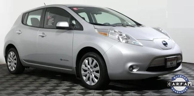 2016 Nissan LEAF 140KM RANGE -- WOW -- HERE IS A DEAL!! Hatchback