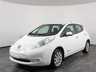 2016 Nissan LEAF FULL BATTERY HEALTH -- ALL ELECTRIC -- IN TRANSIT Hatchback