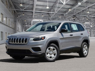 2020 Jeep Cherokee SPORT -- 4X4 -- GREAT GAS MPG! SUV