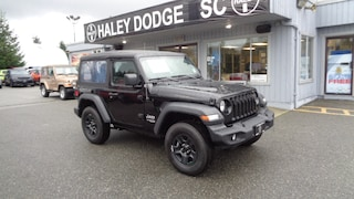 2018 Jeep All-New Wrangler SPORT--SAVE 5% OFF MSRP SUV