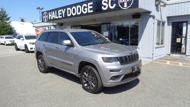2018 Jeep Grand Cherokee HIGH ALTITUDE -- NOW $56,800!!! SUV