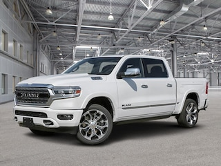2021 Ram 1500 LIMITED -- ECO DIESEL -- TECH PACKAGE! 4x4 Crew Cab 144.5 in. WB