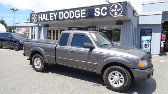 2011 Ford Ranger SPORT -- 4X4 -- NEW TIRES -- GREAT SHAPE! Truck Super Cab
