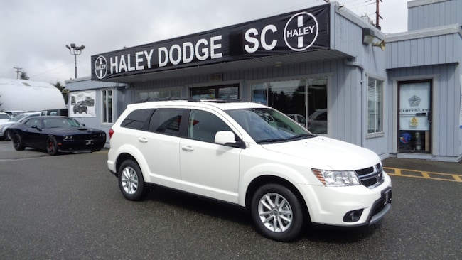 2017 Dodge Journey SXT--AWD--V6--LOADED--MUST GO!! SUV