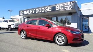 2018 Chevrolet Cruze LT--AUTO--LIKE NEW BUT WAY LESS MONEY! Sedan