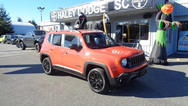 2018 Jeep Renegade UPLAND EDITION--SPITFIRE ORANGE--SAVE $1250 SUV