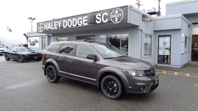 2017 Dodge Journey BLACKED OUT--LOADED--SAVE-SAVE-SAVE SUV