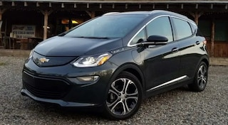 2017 Chevrolet Bolt EV PREMIER -- LEATHER -- 380KM RANGE -- ONLY PRE-OWNE Wagon