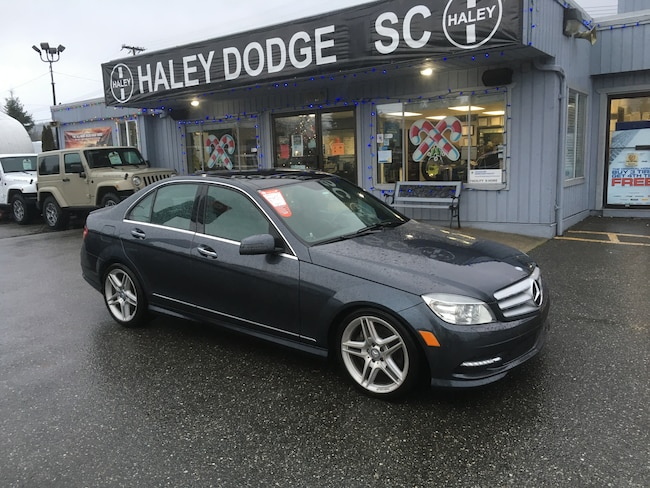 2011 Mercedes-Benz C-Class C350--AWD--GREAT BANG FOR YOUR BUCK! Sedan