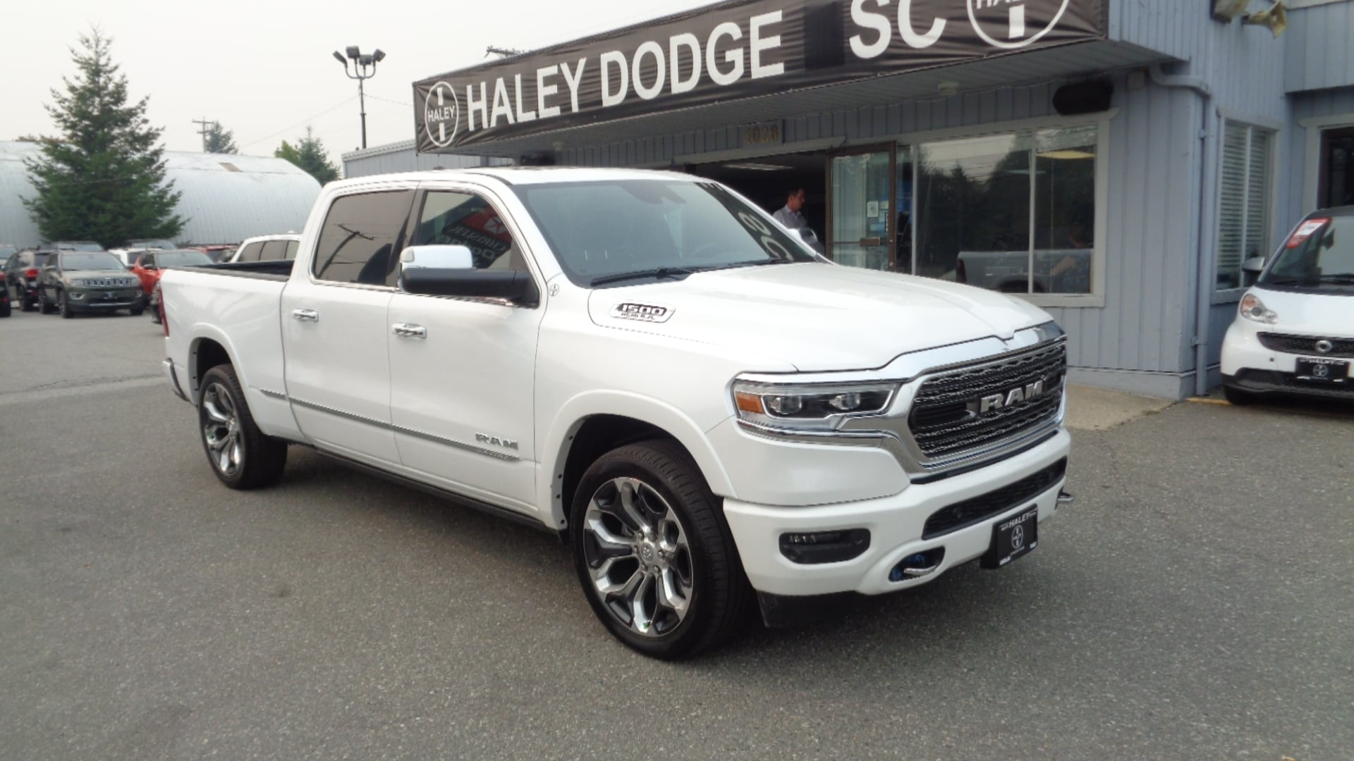 2019 Ram All-New 1500 LIMITED -- DEMO -- $$SAVE$$ -- ONLY 4000KMS!! Truck Crew Cab
