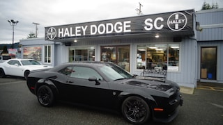 2018 Dodge Challenger HELLCAT -- WIDEBODY -- MANUAL -- 1200KMS! Coupe