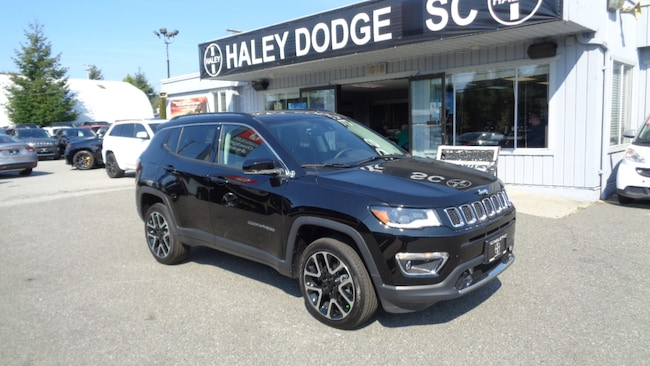 2018 Jeep Compass LIMITED--LAST 2018 COMPASS IN STOCK -- SAVE SVAE S SUV