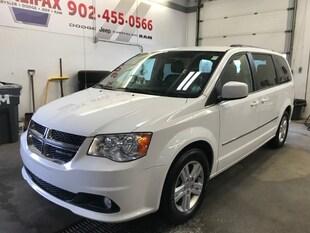 2017 Dodge Grand Caravan Crew Plus Minivan