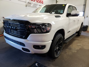 2020 Ram 1500 Big Horn Night Edition Truck Quad Cab