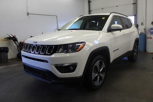 2018 Jeep Compass North SUV