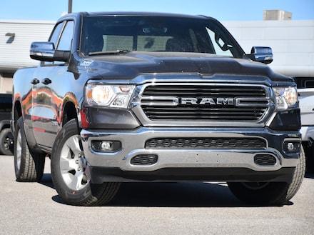 2021 Ram 1500 Big Horn 4x4 Quad Cab 140.5 in. WB