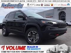 2019 Jeep New Cherokee TRAILHAWK | 4X4 | LEATHER | PANO | NAV!!! SUV