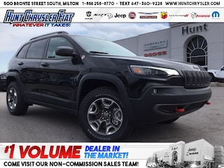 New 2019 Jeep New Cherokee in Milton, ON