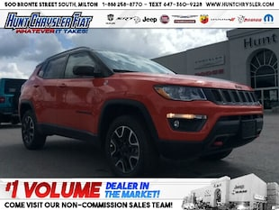 2019 Jeep Compass TRAILHAWK | 4X4 | TOW | HTD STS & MORE!!! SUV