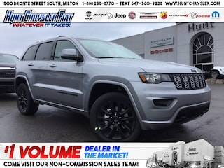 New 2019 Jeep Grand Cherokee for sale near Toronto