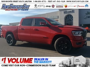 2020 Ram 1500 BIG HORN | NIGHT EDITION | NAV | OFF ROAD!!! Truck Crew Cab