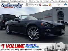 2019 FIAT 124 Spider LUSSO | LEATHER | CONV | NAV | VISIBILITY & MORE!! Convertible