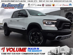 2019 Ram All-New 1500 REBEL | HEMI | ALPINE | LEVEL 2 | 4X4 & MORE!!! Truck Crew Cab