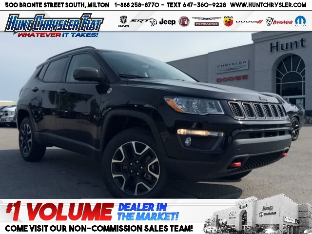 2019 Jeep Compass For Sale in Milton ON   Hunt Chrysler Dodge Jeep